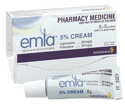 Emla 5_ Cream 5g