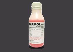 Hovid Parmol 250mg Sugar Free Suspension 120ml