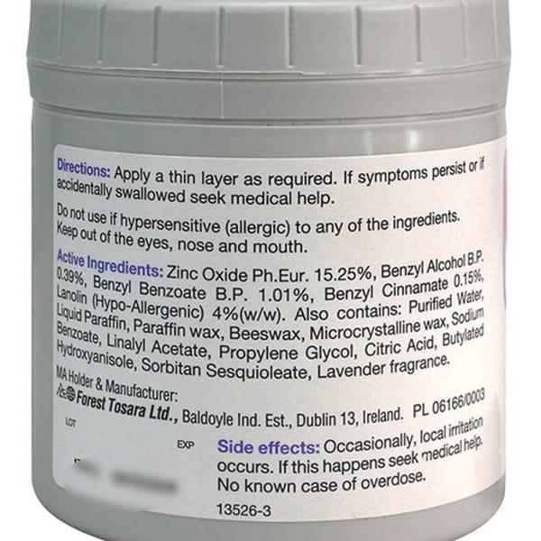 sudocrem active ingredients
