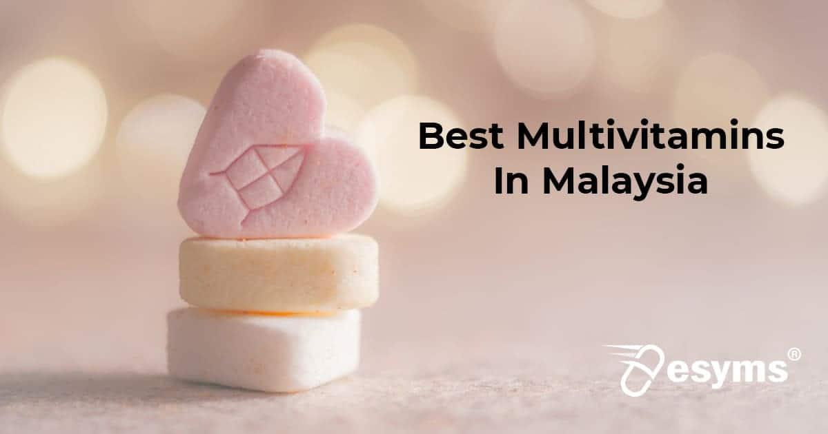 best multivitamins in malaysia