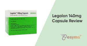 legalon 140mg capsule review