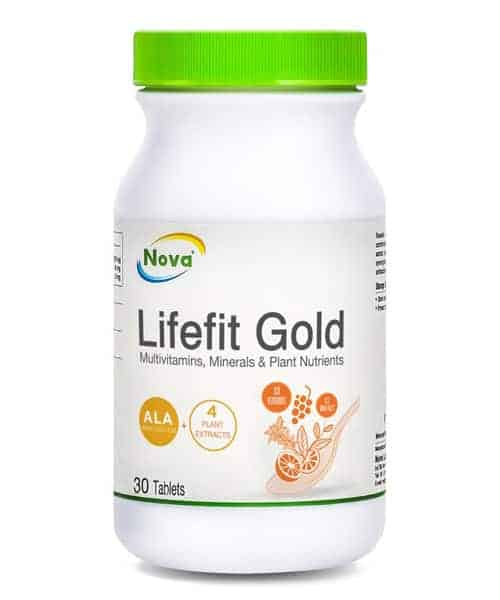 nova lifefit gold