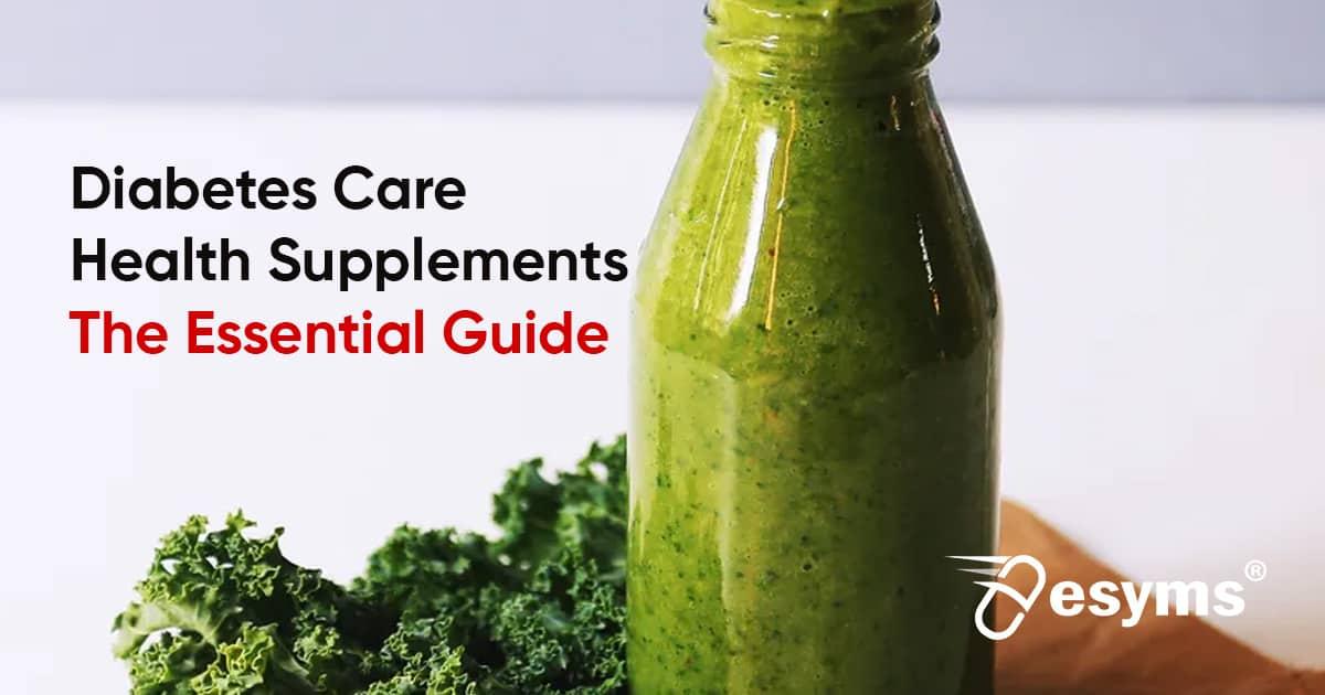 health supplements diabetes