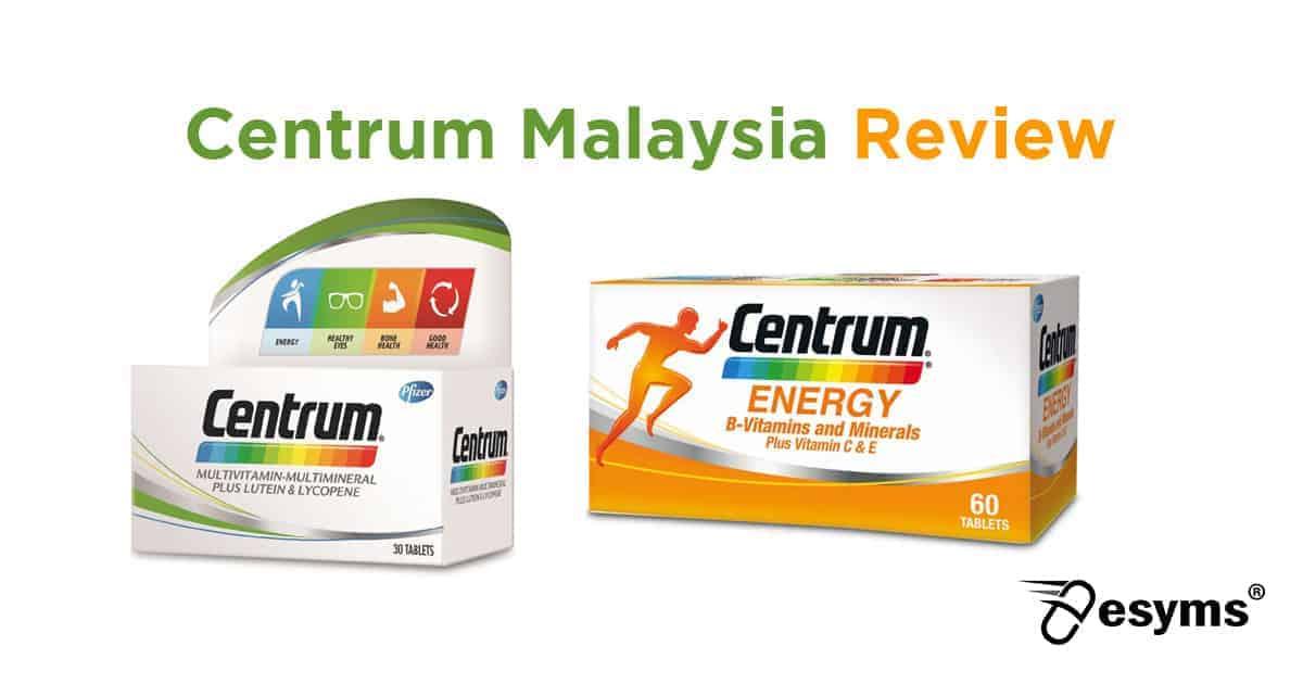 centrum malaysia review