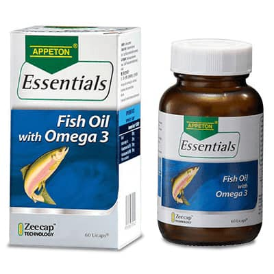 appeton essentials with fish oil