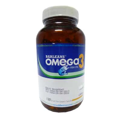 barleans omega-3 fish oil
