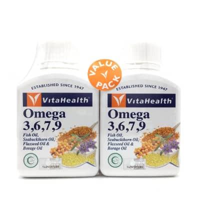 vitahealth omega 3 6 9