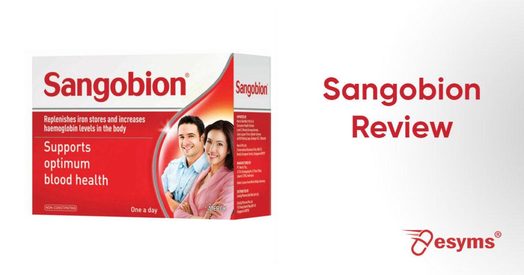 sangobion review