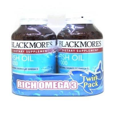 blackmores fish oil