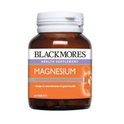 blackmores magnesium