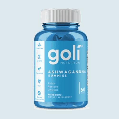goli ashwagandha ingredients
