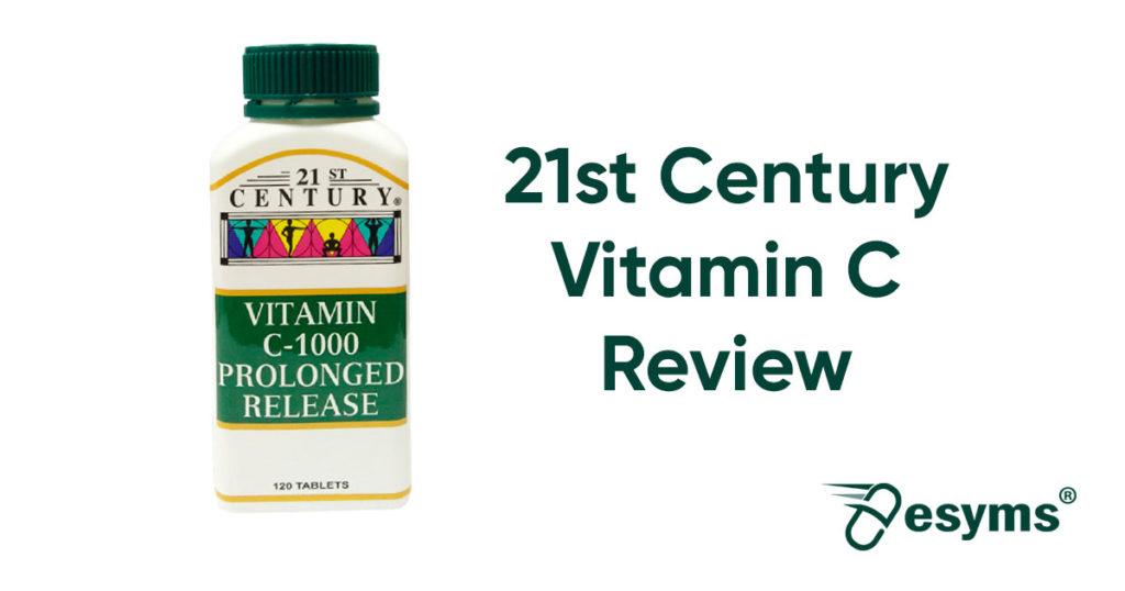 21st century vitamin c review