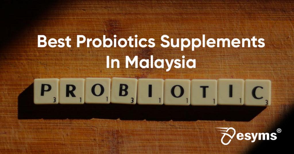 best probiotics supplements in malaysia