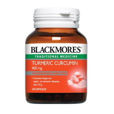 blackmores turmeric curcumin