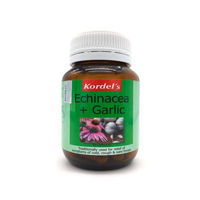 kordels echinacea + garlic