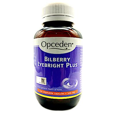 opceden bilberry eyebright plus