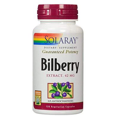 solaray bilberry extract