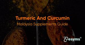 turmeric curcumin supplements malaysia