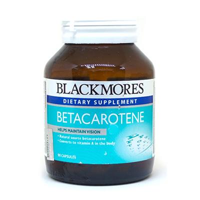 blackmores beta carotene