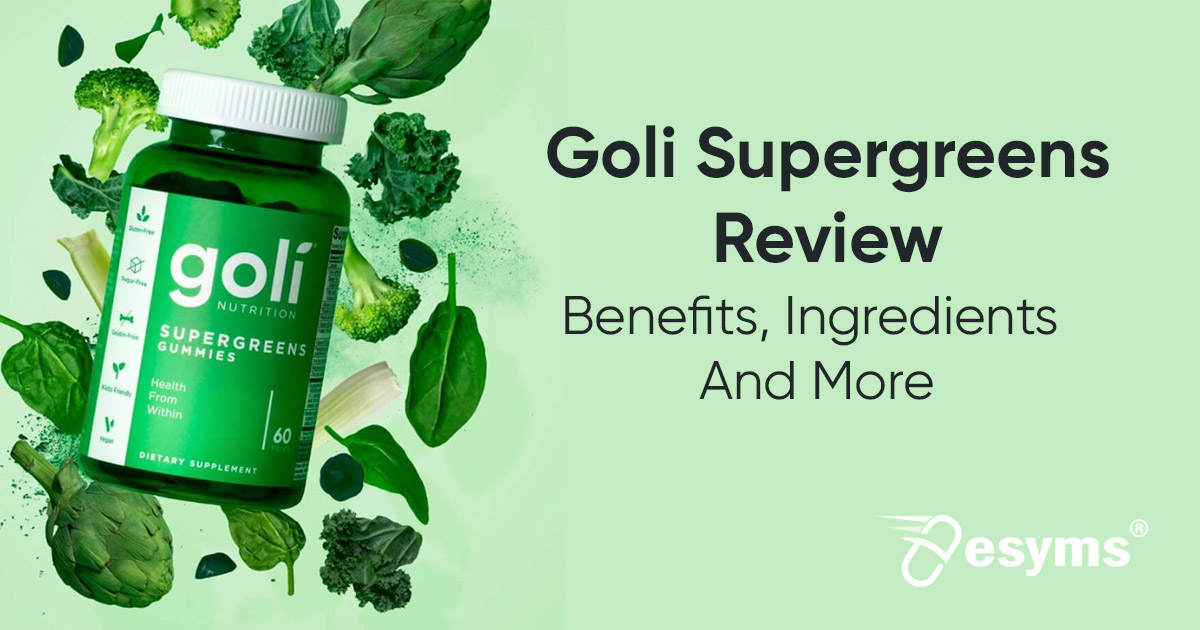 goli supergreens benefits