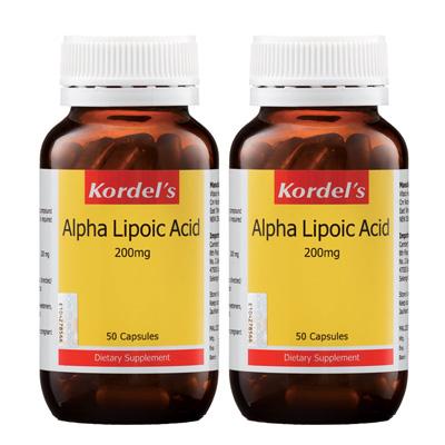 kordels alpha lipoic acid