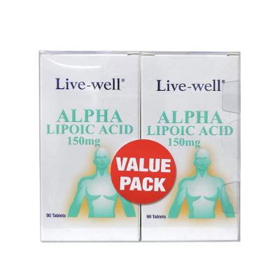 live-well alpha lipoic acid