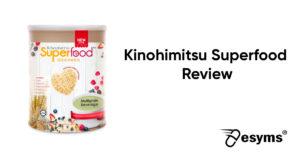 Kinohimitsu Superfood Review